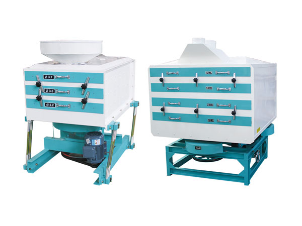White Rice Grader Series