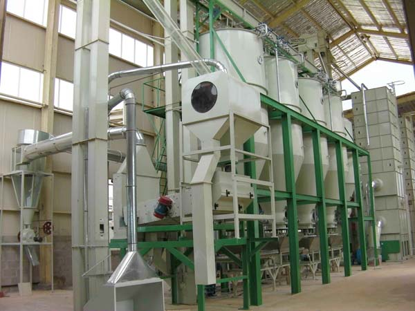 Parboiled Rice Equipment